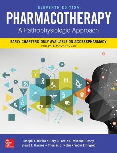 Pharmacotherapy: A Pathophysiologic Approach ,11/e IE