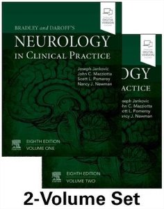 Bradley and Daroff's Neurology in Clinical Practice (2 Vol set),8/e