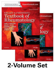 Kelley and Firestein's Textbook of Rheumatology, (2 Vol Set),10/e