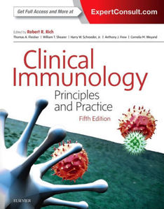 Clinical Immunology, 5/e