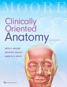 Moore's Clinically Oriented Anatomy,8e