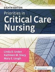 Priorities in Critical Care Nursing,8/e