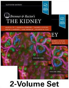 Brenner and Rector's The Kidney,11/e(2 vols)
