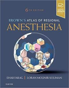 Brown's Atlas of Regional Anesthesia,6/e